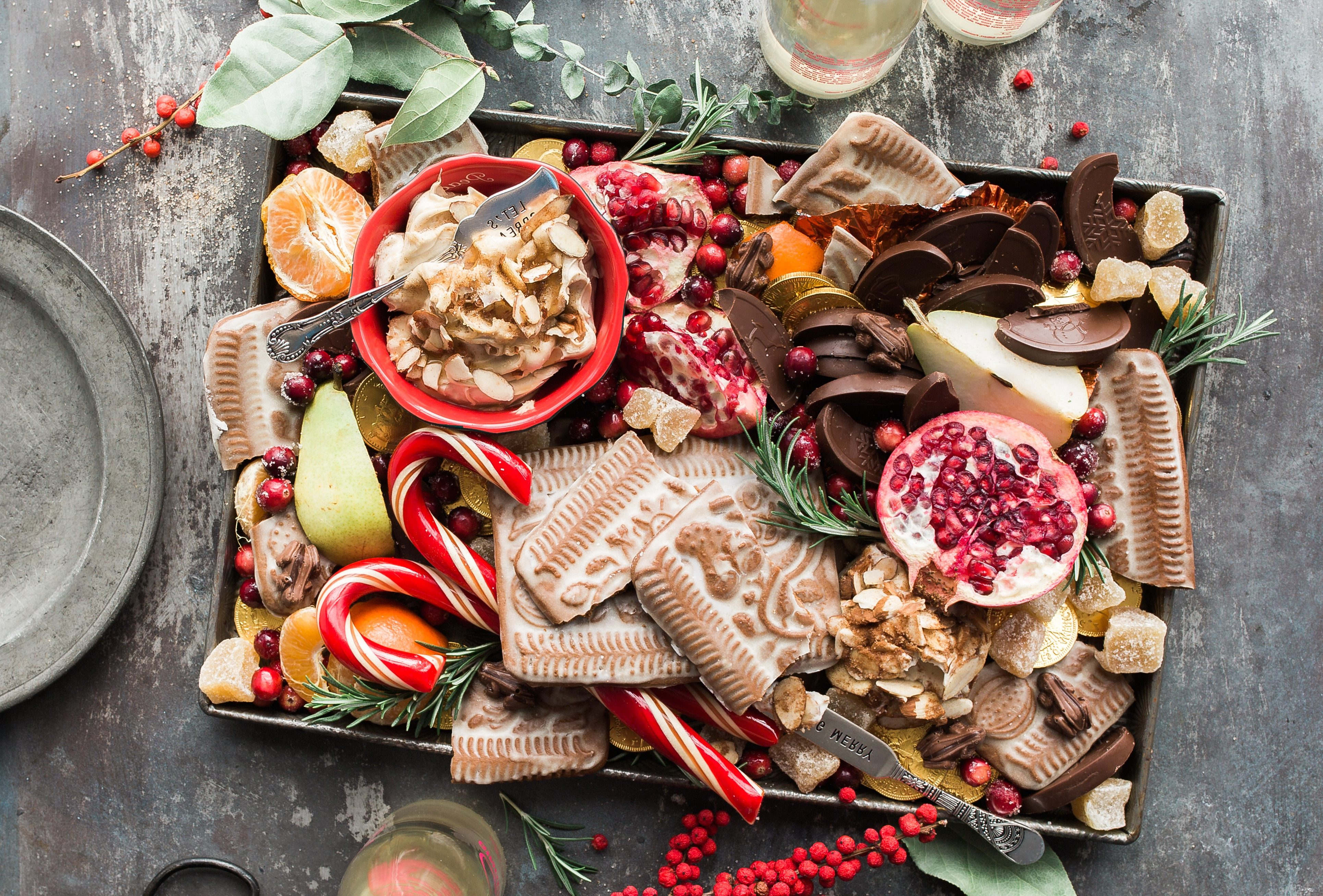 Stressfree Christmas indulging